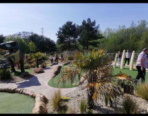Adventure Golf | Footgolf Cardiff